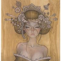 Arte fascinante: Audrey Kawasaki
